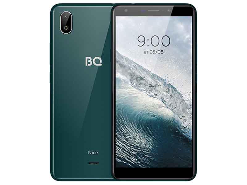 Сотовый телефон BQ 6045L Nice Green