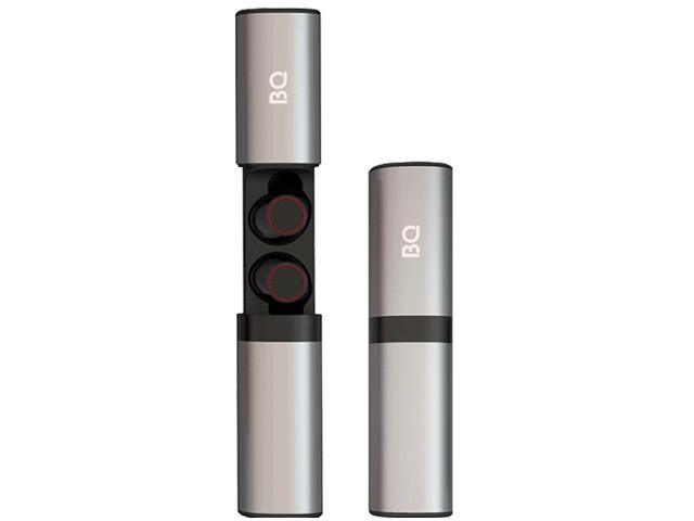 Наушники BQ BHS-02 Grey