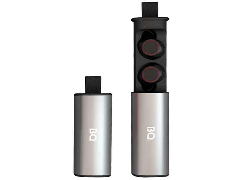 Наушники BQ BHS-03 Silver