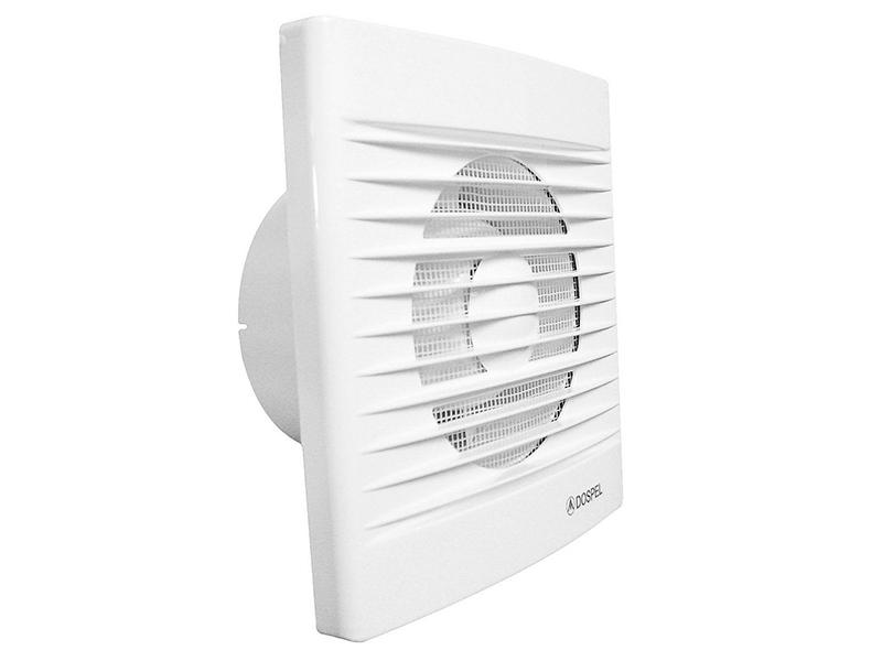 Вытяжной вентилятор Dospel Styl 100 WP-P вытяжной вентилятор dospel styl 100 s p 15вт 007 0001p