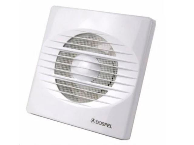 Вытяжной вентилятор Dospel Rico 100 WCH