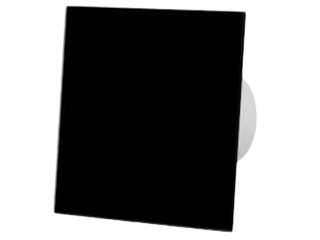 Вытяжной вентилятор Dospel Veroni 100 S Black вытяжной вентилятор dospel styl 100 s p 15вт 007 0001p