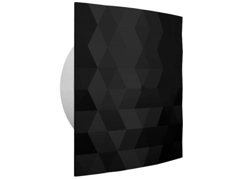 Вытяжной вентилятор Dospel Black&White 100S Black