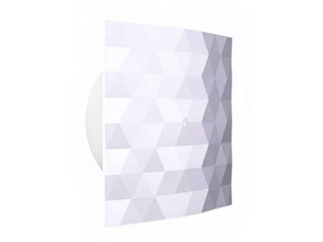 Вытяжной вентилятор Dospel Black&White 100S White