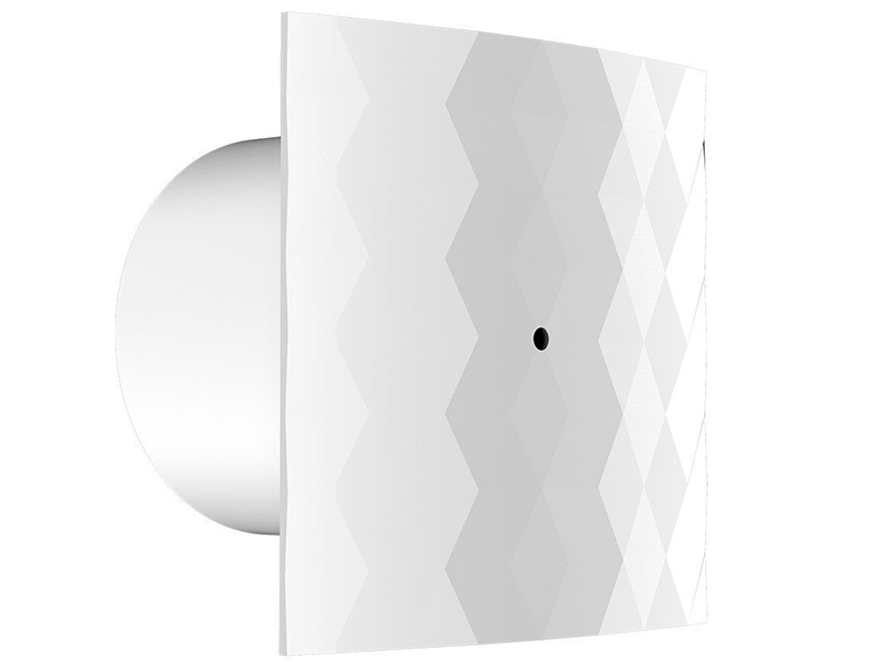 Вытяжной вентилятор Dospel Black&White 120S White