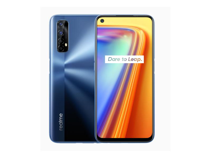 Сотовый телефон realme 7 8/128GB Blue