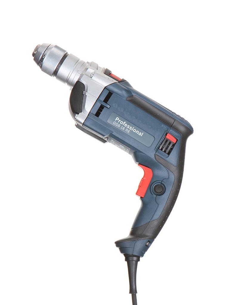 Электроинструмент Bosch GSB 1600 RE 060114E500