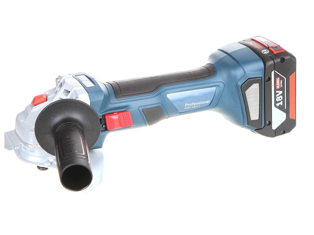 Шлифовальная машина Bosch GWS 180-LI 06019H90R0