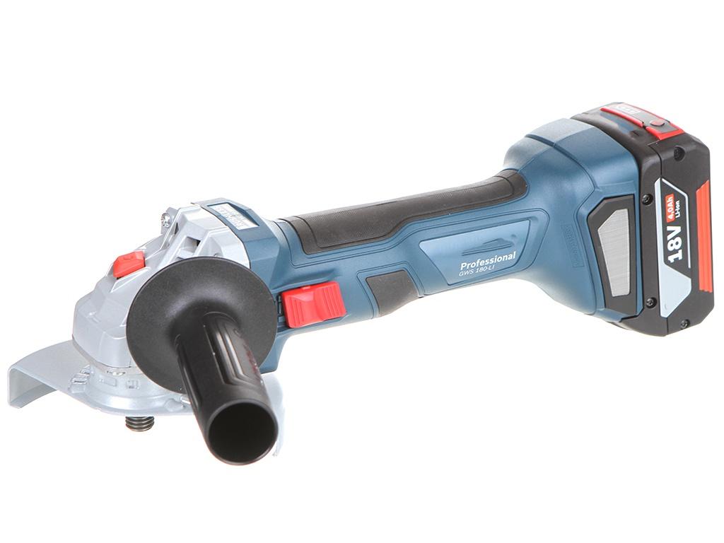 Шлифовальная машина Bosch GWS 180-LI 06019H90R1