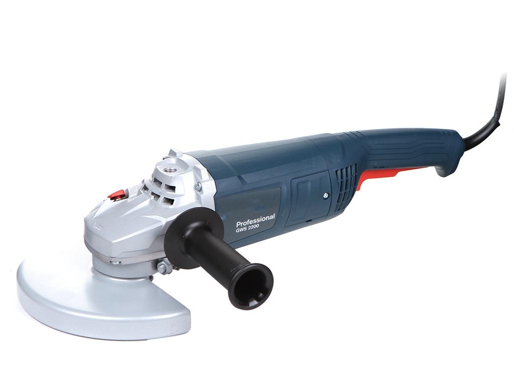 Шлифовальная машина Bosch GWS 2200 06018C10R0