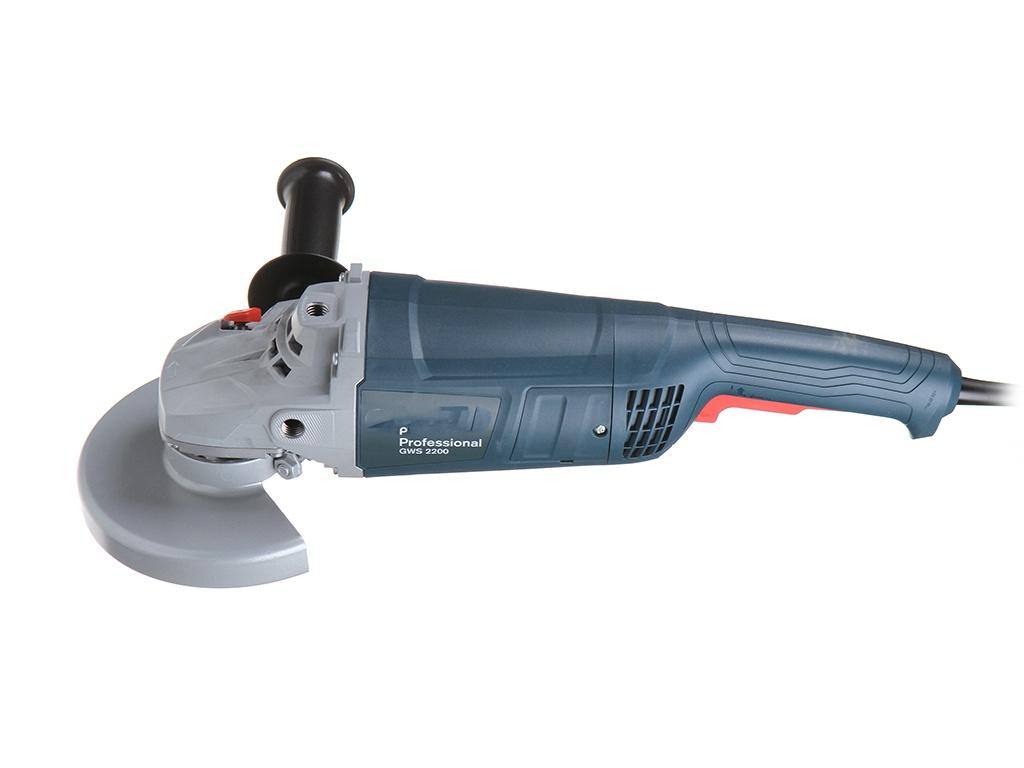 Шлифовальная машина Bosch GWS 2200 06018C00R0