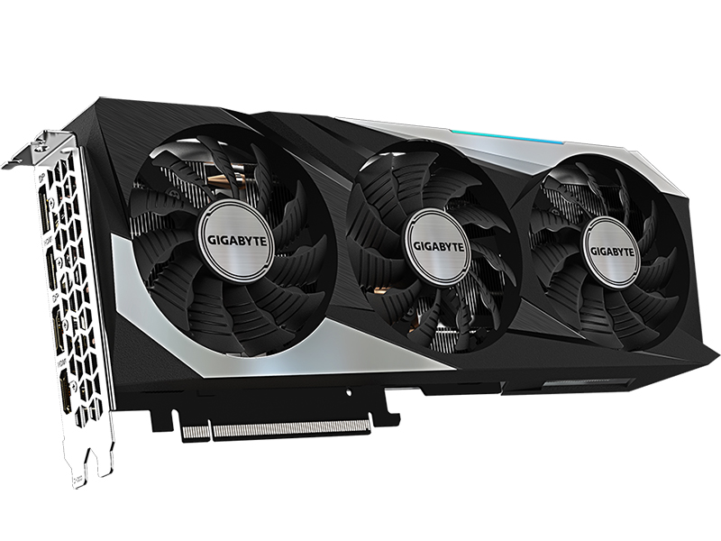 Видеокарта GigaByte GeForce RTX 3070 Gaming OC 8G 1815Mhz PCI-E 4.0 8192Mb 14000Mhz 256 bit 2xHDMI 2xDP GV-N3070GAMING OC-8GD Выгодный набор + серт. 200Р!!!