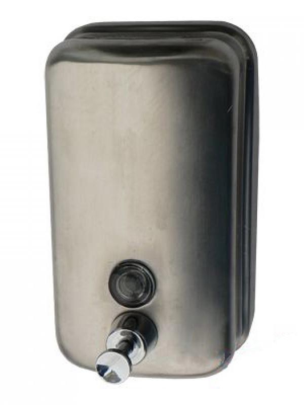 Дозатор для жидкого мыла Solinne 804ML 1L 2512.043