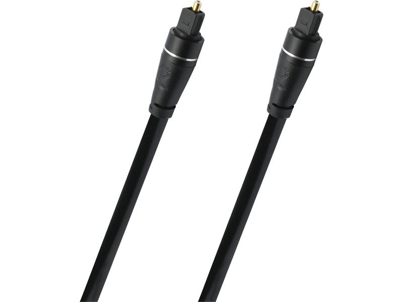 Аксессуар Oehlbach Optical Digital Cable 1m Black 33131