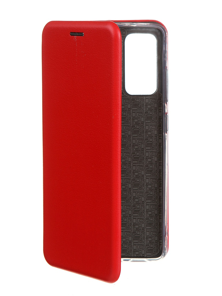 Чехол Zibelino для Samsung S20FE Book Red ZB-SAM-S20FE-RED