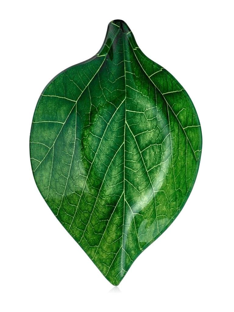 Салатник Walmer Oval Leaf 14.5x22.6cm 22300000