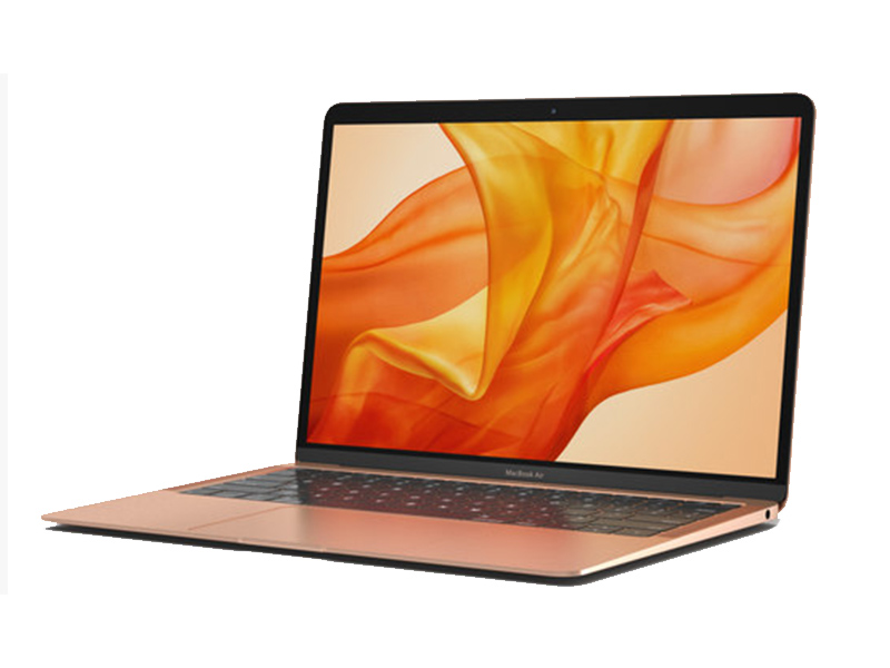 Ноутбук APPLE MacBook Air 13 (2020) Gold MGND3RU/A (Apple M1/8192Mb/256Gb SSD/Wi-Fi/Bluetooth/Cam/13.3/2560x1600/Mac OS)