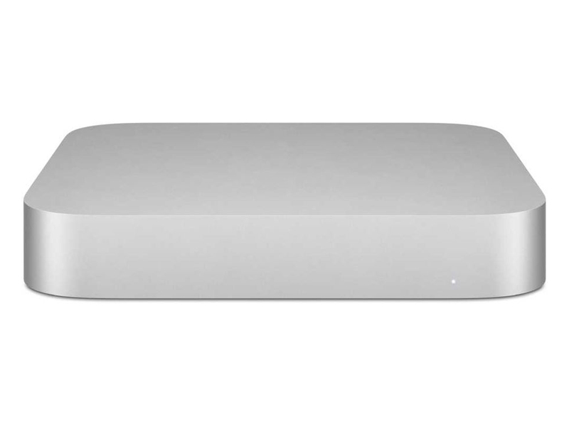 Настольный компьютер APPLE Mac Mini (2020) Silver MGNR3RU/A (Apple M1/8192Mb/256Gb SSD/Wi-Fi/Bluetooth/macOS)