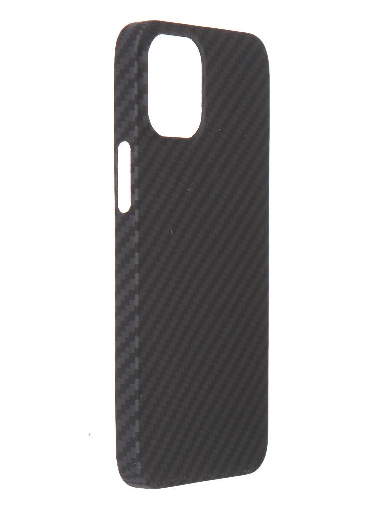 Чехол Barn&Hollis для APPLE iPhone 12 mini Carbon Matt Grey УТ000021755