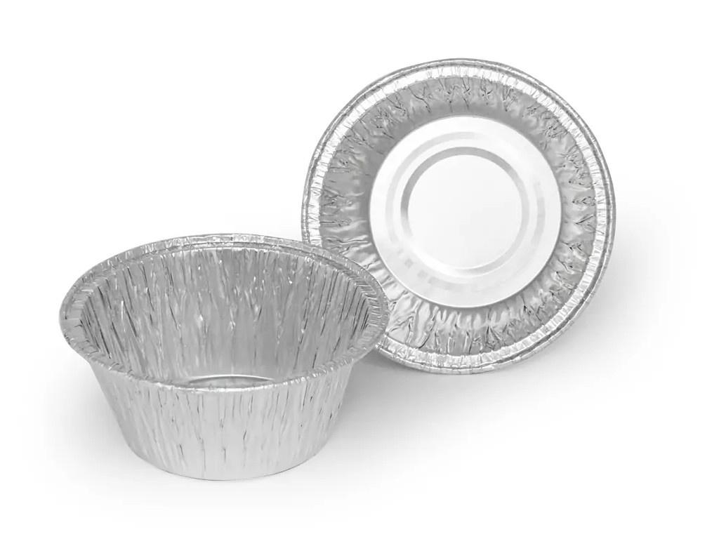 Формы алюминиевые для кексов Paterra 8.6x5.5cm 10шт 402-848