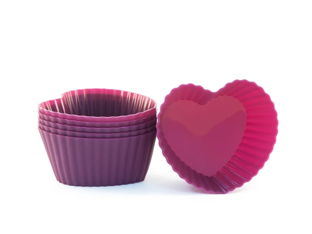 Набор форм для кексов Paterra 6шт 402-503