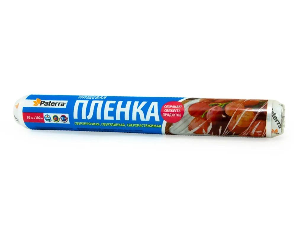 Пищевая пленка Paterra 300mm x 100m 201-011