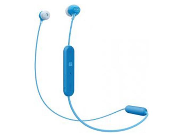 Наушники Sony WI-C300 Blue