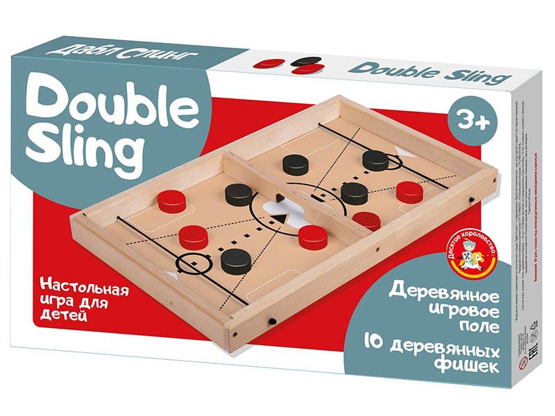 Настольная игра Десятое Королевство Дабл Слинг 2 02975