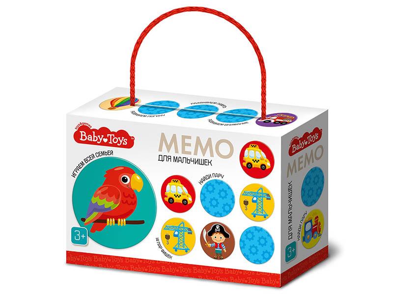 Настольная игра Десятое Королевство Мемо Baby Toys 04052