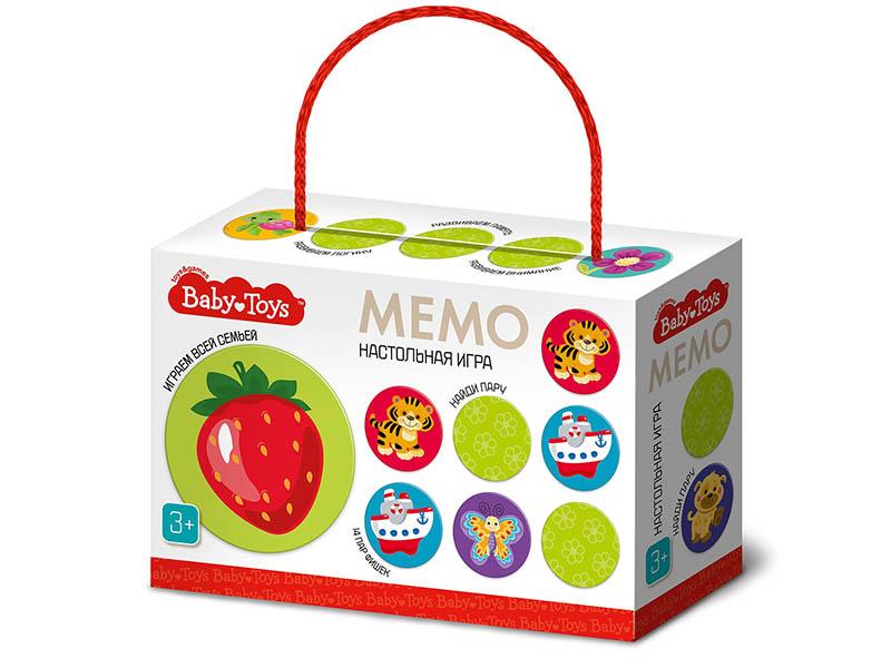 Настольная игра Десятое Королевство Мемо Baby Toys 04050