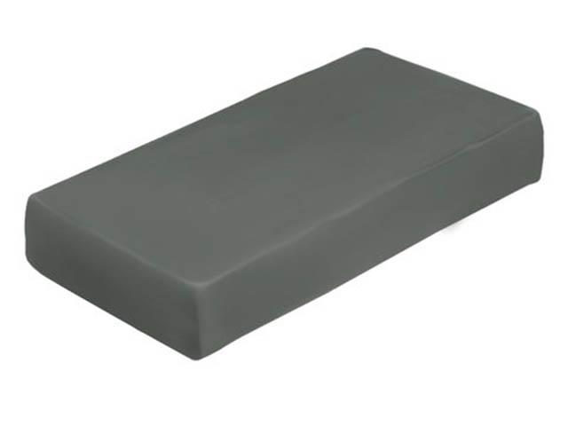 Набор для лепки Остров Сокровищ Пластилин скульптурный твердый 1kg Grey 227473