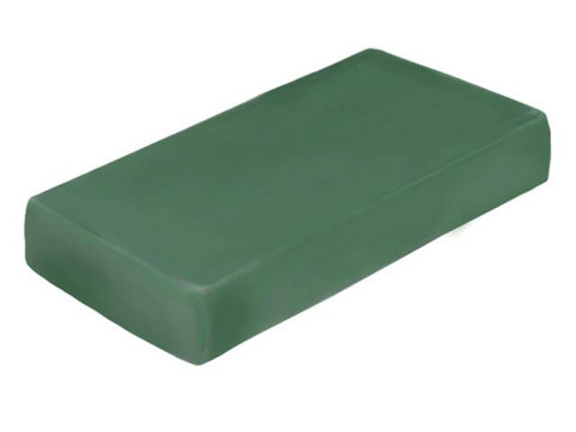 Набор для лепки Остров Сокровищ Пластилин скульптурный мягкий 1kg Olive 227469