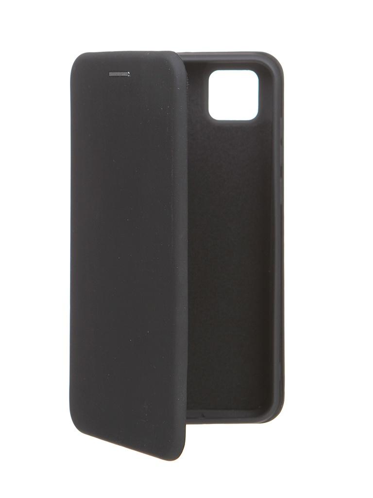 Чехол Krutoff для Honor 9S / Huawei Y5p Black 10510