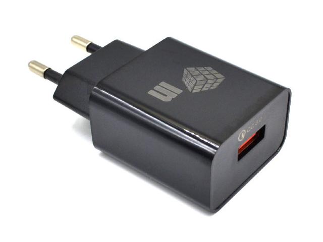 Зарядное устройство Innovation LZ-706 USB QC 3.0 Black 17907