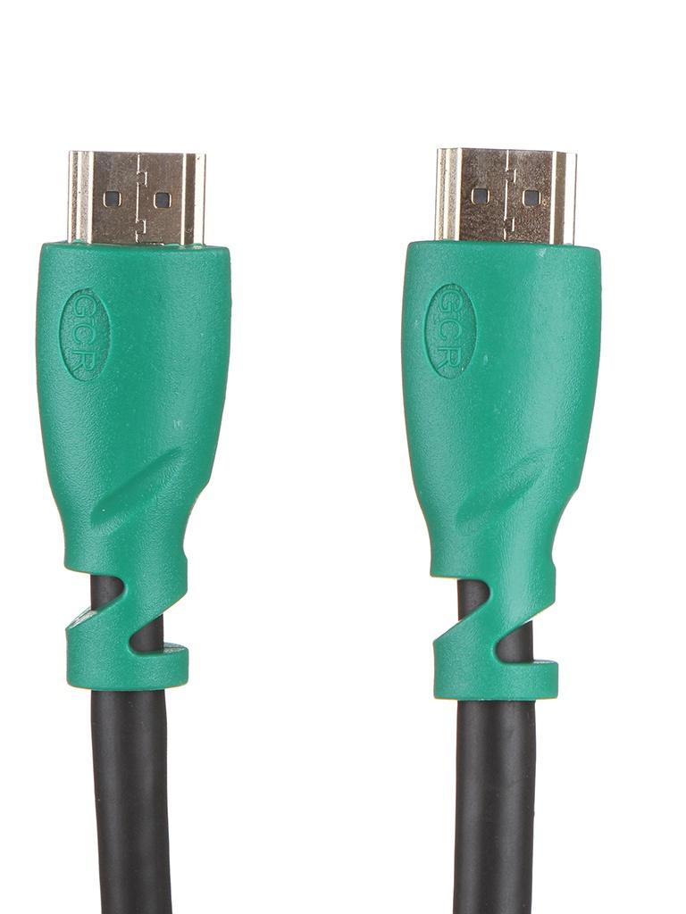 Аксессуар Greenconnect HDMI 2.0 10m Green GCR-HM421-10.0m