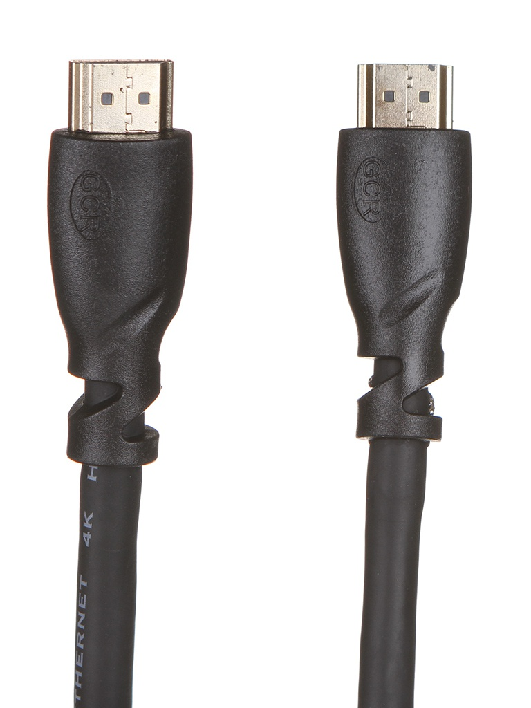 Аксессуар Greenconnect Premium HDMI 2.0 50cm Black GCR-51765