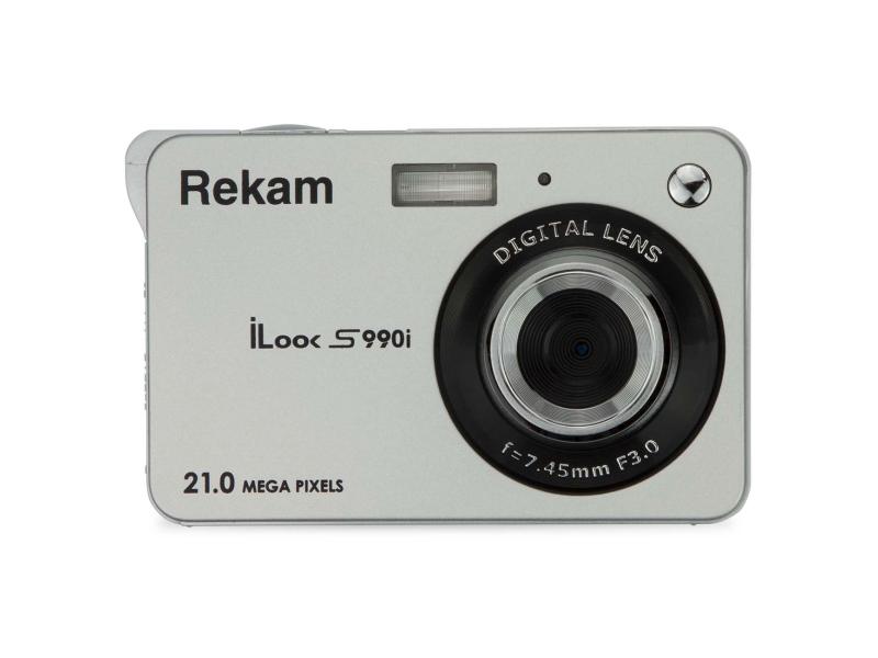 Фото - Фотоаппарат Rekam iLook S990i Silver фотоаппарат