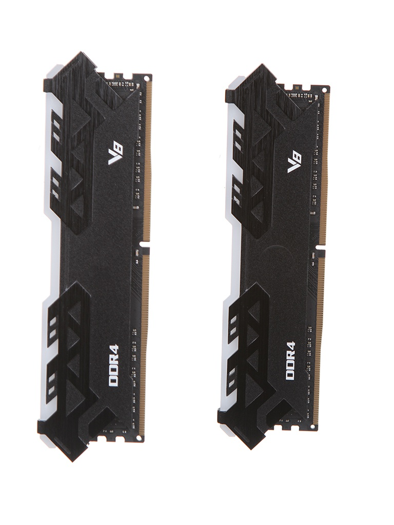 Модуль памяти HP V8 RGB Series DDR4 DIMM 3000MHz CL16 - 16Gb Kit (2x8Gb) 8MG00AA#ABB