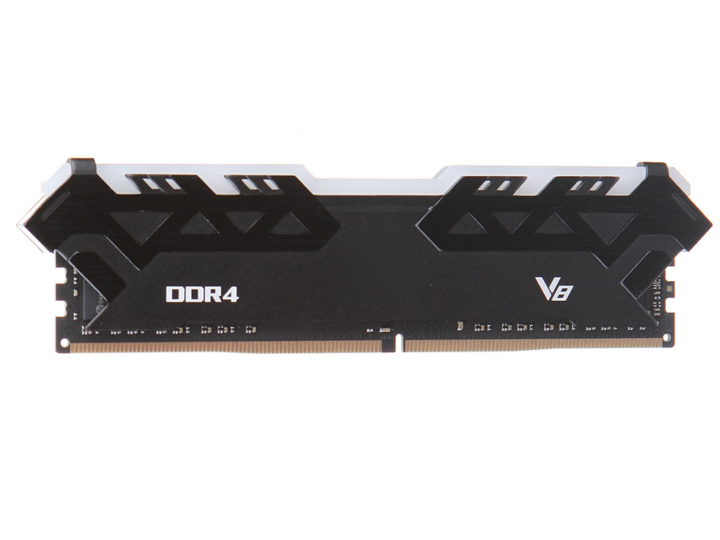 Модуль памяти HP V8 RGB Series DDR4 DIMM 3600MHz Non-ECC 1Rx8 CL18 - 8Gb 7EH92AA#ABB