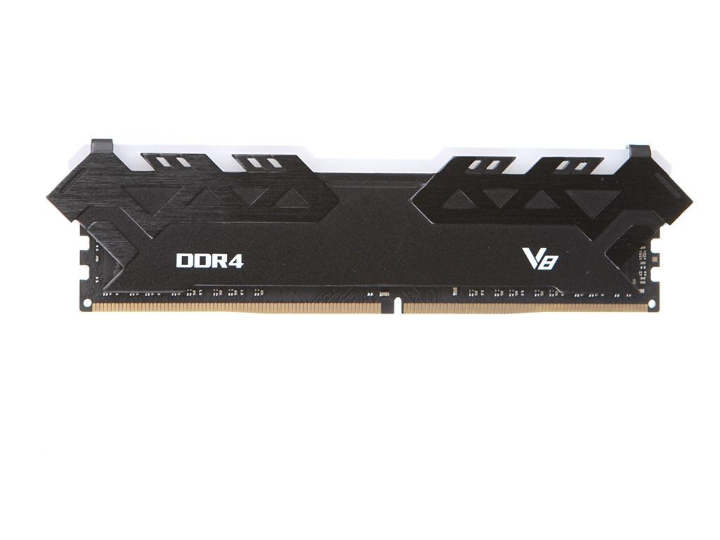Модуль памяти HP V8 RGB Series DDR4 DIMM 3200MHz Non-ECC 1Rx8 CL16 - 8Gb 7EH85AA#ABB