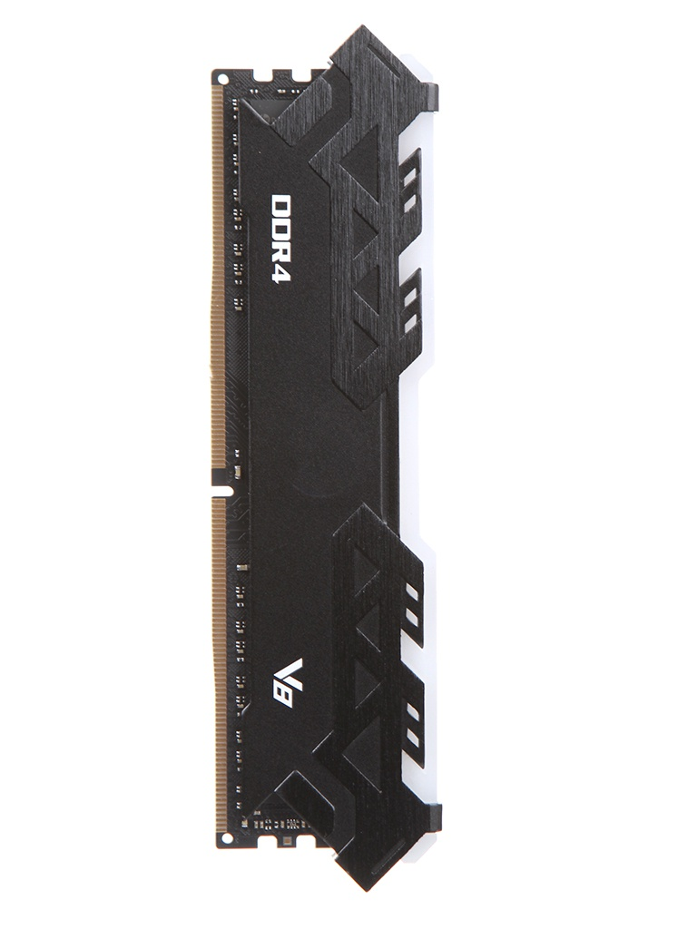 Модуль памяти HP V8 RGB Series DDR4 DIMM 3000MHz Non-ECC 1Rx8 CL16 - 8Gb 7EH82AA#ABB