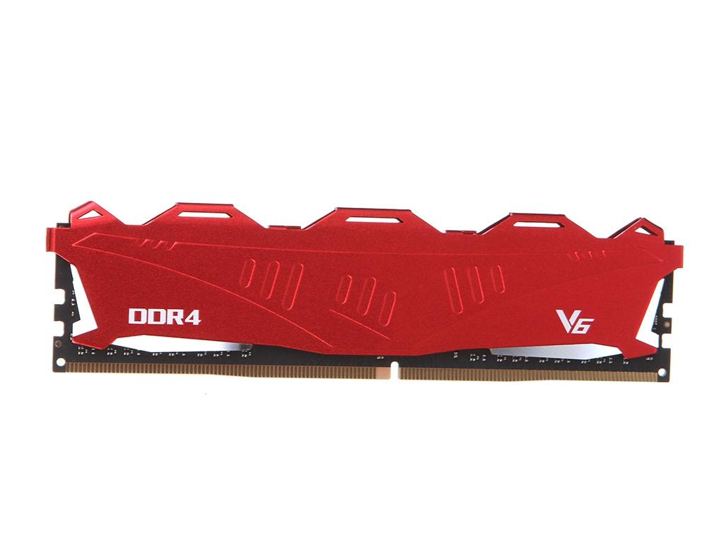 Модуль памяти HP V6 Series DDR4 DIMM 2666MHz Non-ECC 1Rx8 CL18 - 8Gb 7EH61AA#ABB