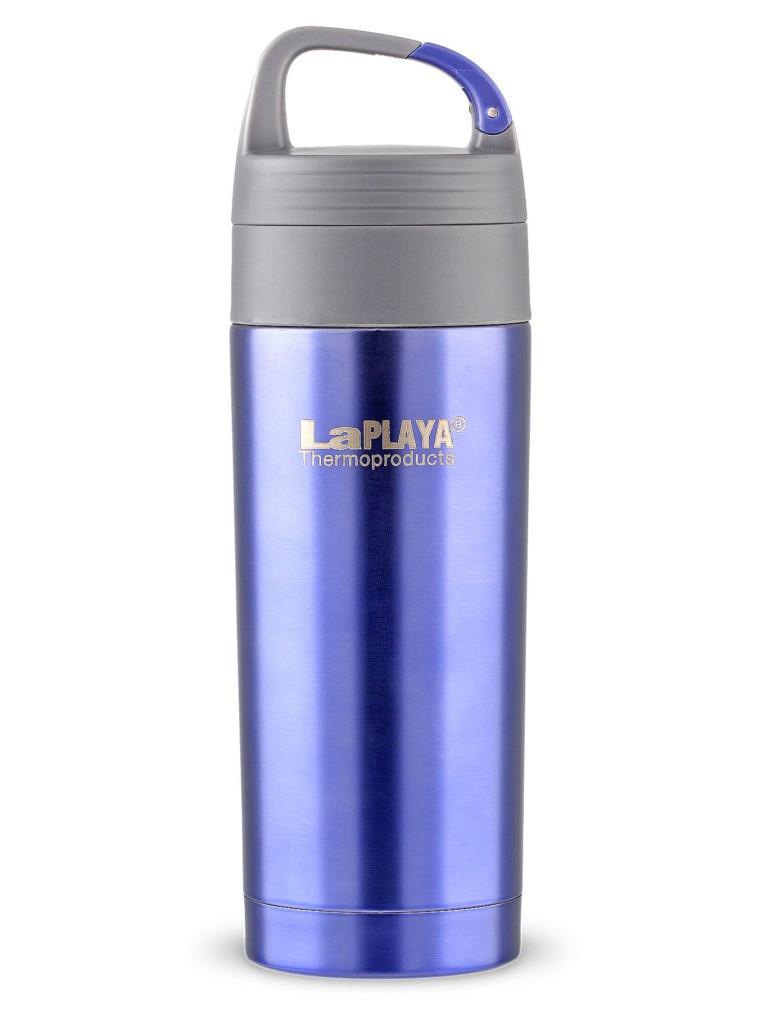 Термокружка LaPlaya Carabiner 350ml Safe Violet 560085