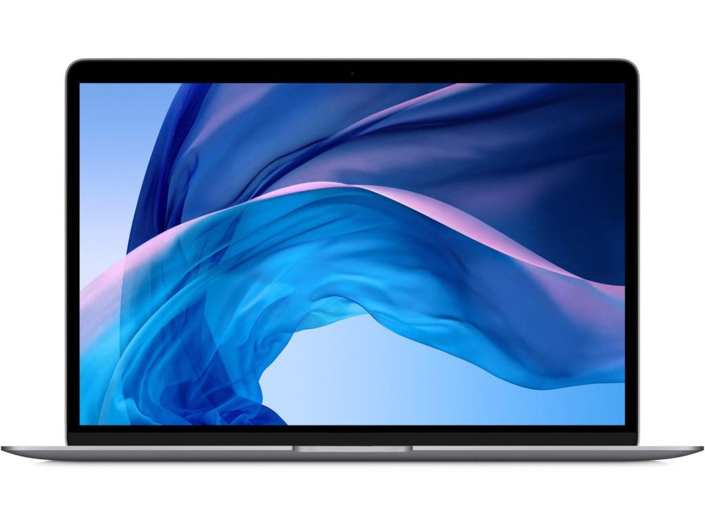 Ноутбук APPLE MacBook Air 13 (2020) MWTJ2RU/A Space Grey Выгодный набор + серт. 200Р!!!(IntelCorei3 1.1 GHz/8192Mb/256Gb SSD/Intel IrisPlus Graphics/Wi-Fi/Bluetooth/Cam/13.3/Mac OS)