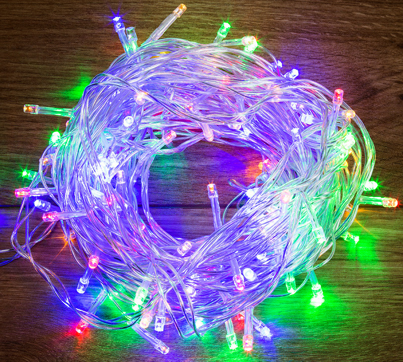 Гирлянда Neon-Night Твинкл Лайт 10m 80 LED Multicolor 303-189