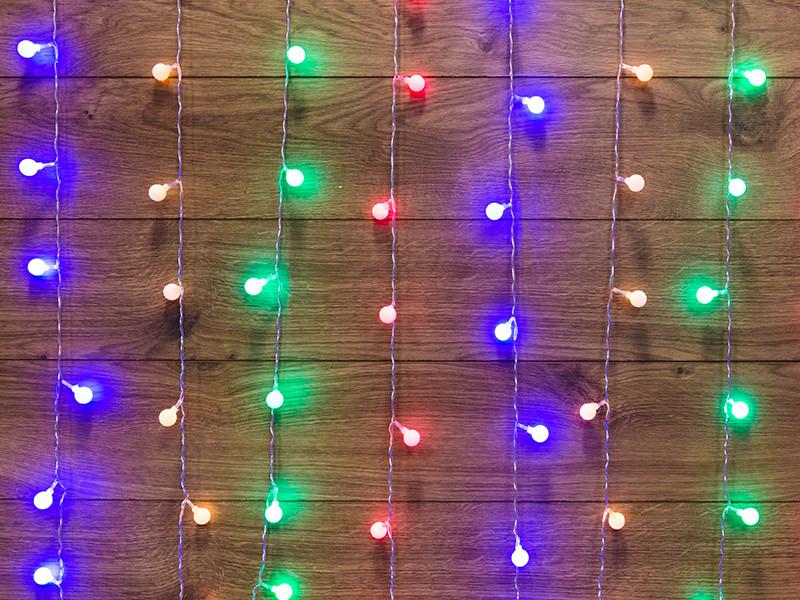 Гирлянда Neon-Night 1.5x1.5m Multicolor 235-049