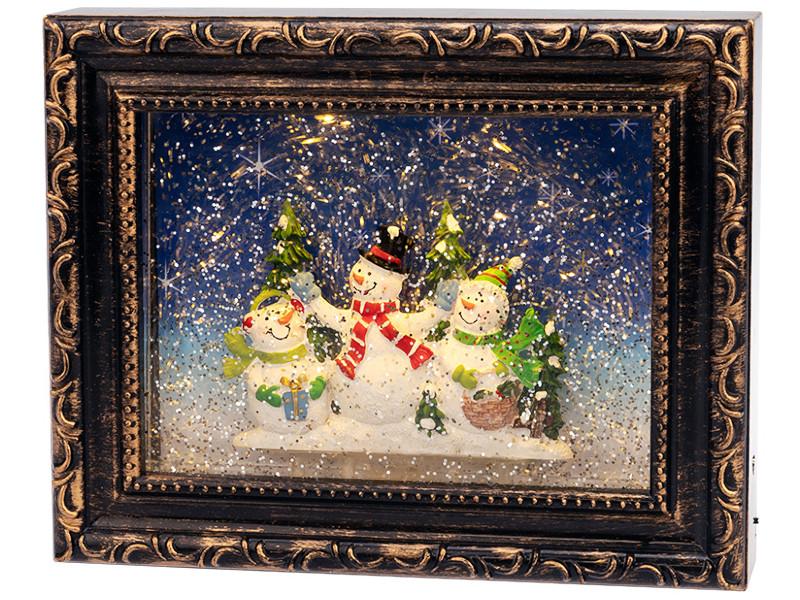 Светящееся украшение Neon-Night Декоративный фонарь Картина 501-163
