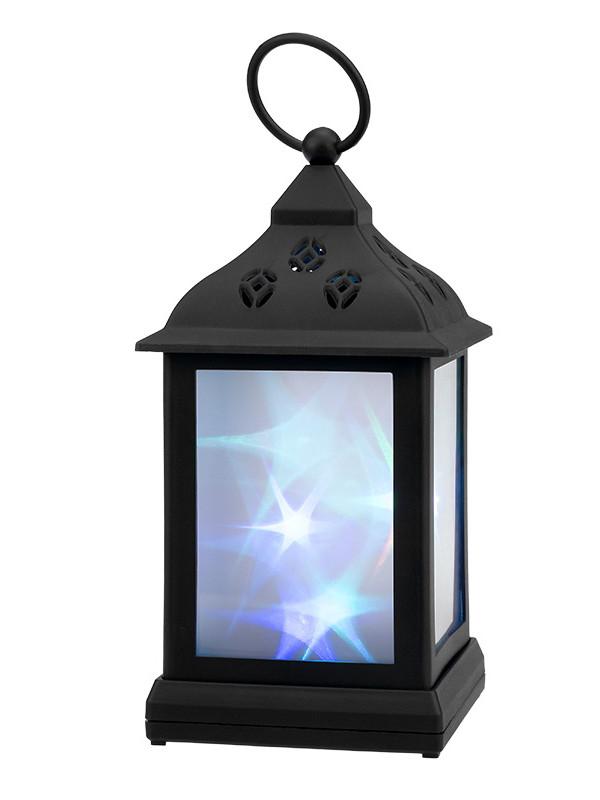 Светящееся украшение Neon-Night Декоративный фонарь 11х11х22.5cm Black 513-064