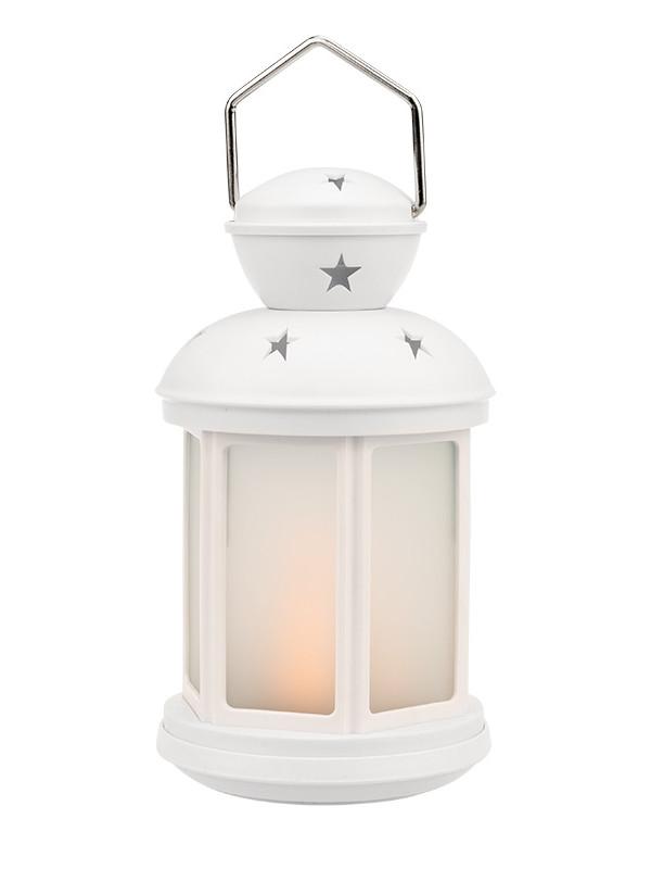 Светящееся украшение Neon-Night Декоративный фонарь 12х12х20.6cm White 513-067