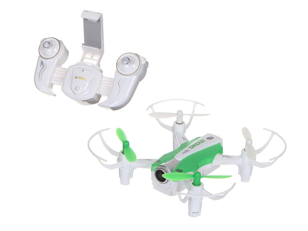 Квадрокоптер Cheerson CX-17 Cricket Wi-Fi Green
